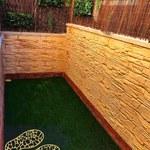 Revestimiento decorativo para muros exteriores