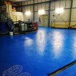 Pavimento de resina con alta adherencia