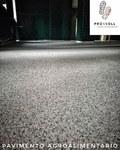 Pavimento agroalimentario antideslizante y fácil de limpiar