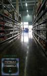 Tratamientos de litio para hormigón pulido